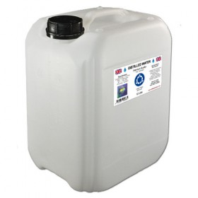 Distilled Water - 10 Litre (10L) - 0ppm